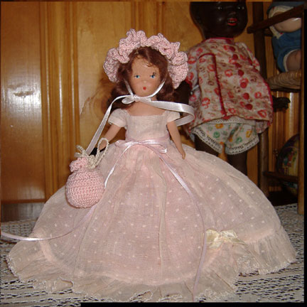 Nancy Ann Story book doll